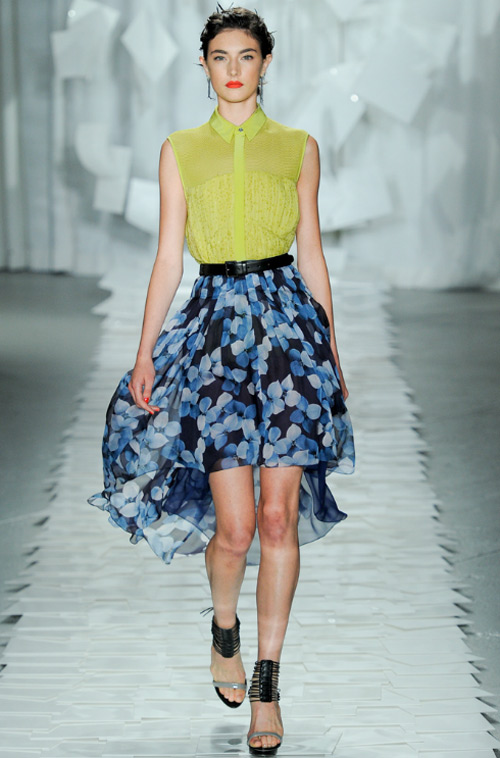 15 chiếc váy bất đối xứng tuyệt đỉnh nhất hè - 11
