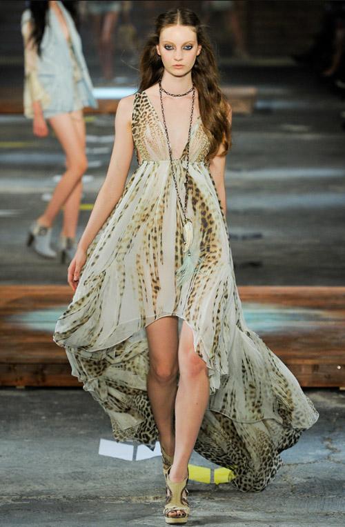 15 chiếc váy bất đối xứng tuyệt đỉnh nhất hè - 12