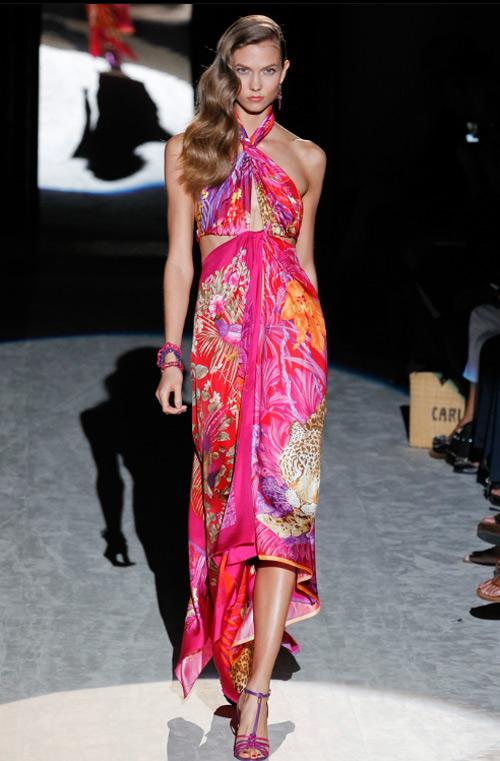 15 chiếc váy bất đối xứng tuyệt đỉnh nhất hè - 14