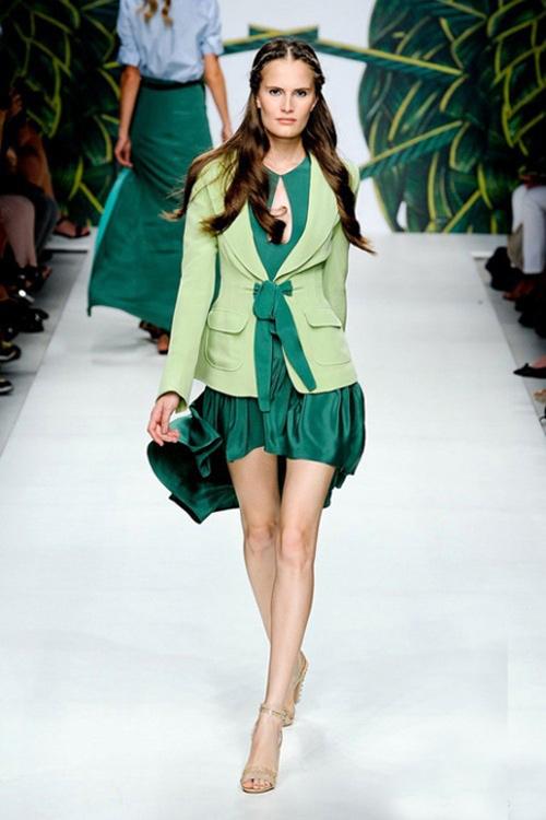 15 chiếc váy bất đối xứng tuyệt đỉnh nhất hè - 2
