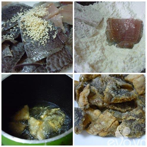 Đổi món bữa trưa với bún cá rô đồng - 2