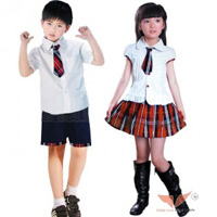 'Chấm điểm' đồng phục tiểu học đẹp