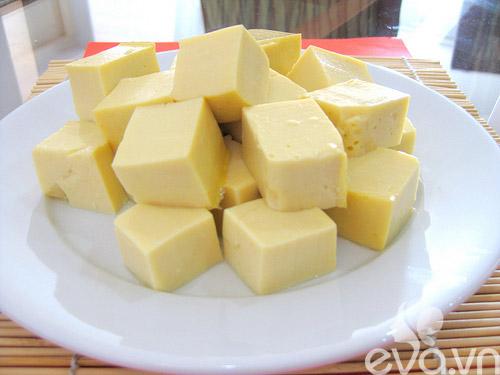 Làm đậu phụ trứng thơm ngon, bổ dưỡng - 9