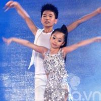 Đăng Quân - Bảo Ngọc đăng quang VN's Got Talent