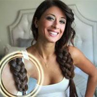 Học cách tết 5 cho tóc xinh