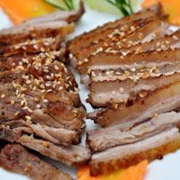 Khám phá món thịt nhím ngon lạ ở Hà Nội