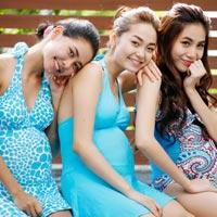 Ngắm sao bầu trên màn ảnh Việt