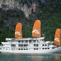Paradise Cruises Hạ Long - khuyến mại khủng dịch vụ 5 sao