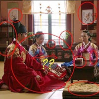 Top những lỗi hài hước nhất của phim Hàn