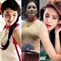 Tuyển chọn chân dài giàu nhất Việt Nam