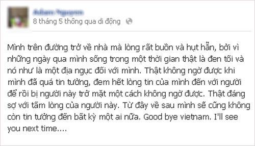 Cao Thái Sơn gay, lừa tiền Việt kiều? - 2