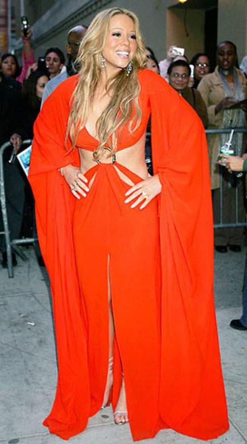 Học Mariah Carey chọn đồ cho vòng 1 khủng - 4