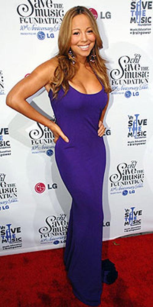 Học Mariah Carey chọn đồ cho vòng 1 khủng - 5