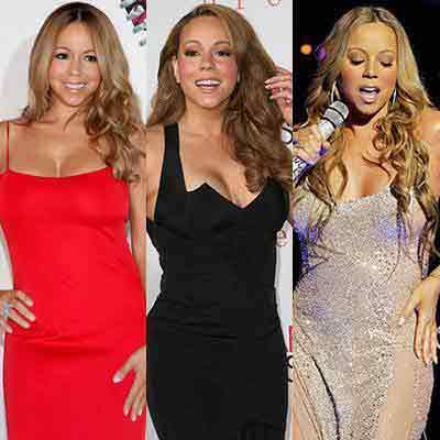 Học Mariah Carey chọn đồ cho vòng 1 khủng
