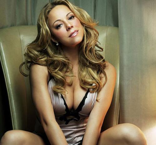 Học Mariah Carey chọn đồ cho vòng 1 khủng - 2