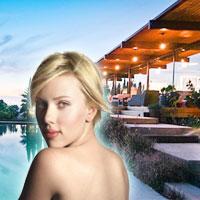 Ngắm biệt thự xuyên thấu của Scarlett Johansson