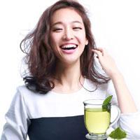 Nhật ký Hana: Trà xanh, thức uống cho da