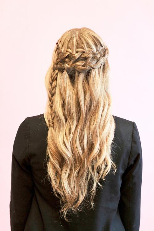 2 kiểu tóc chào tuần mới - 1