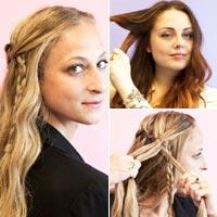 2 kiểu tóc chào tuần mới