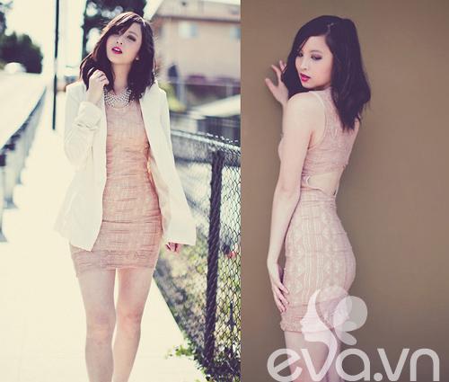 Eva Icon: Qúy cô chuộng váy liền thân - 1