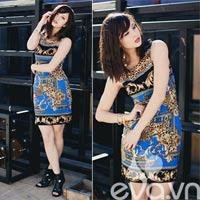Eva Icon: Qúy cô chuộng váy liền thân