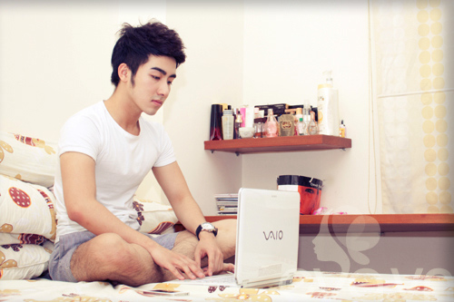 Soi vo nh &quot;Nichkhun Vit Nam&quot; - 15
