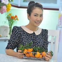 MC Thanh Thảo: Có bầu cũng cần phải đẹp!