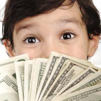 'Lỗi tiền bạc' của cha mẹ với con