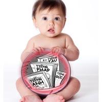 12 tháng tuổi, bé 'xì xồ' ngoại ngữ