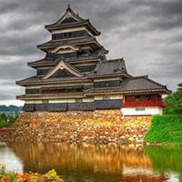 5 lâu đài cổ hoành tráng nhất Á châu
