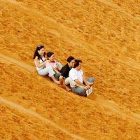 Khám phá đồi cát kỳ lạ nhất Việt Nam