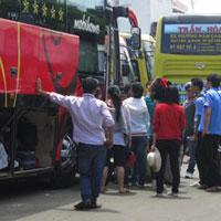 TP.HCM: Cước taxi rục rịch giảm giá 1.000 đồng/km