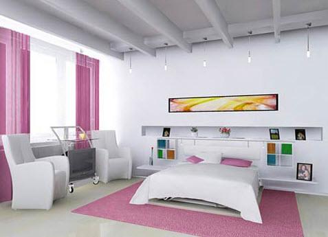 Phòng ngủ mỹ mãn, giấc nồng thêm say - 10