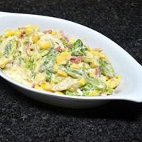 Salad ngô ngọt cực dễ làm