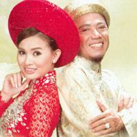 Nghệ sĩ Hồng Tơ lấy vợ lần 2