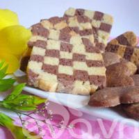 Bánh quy ca cao hạnh nhân