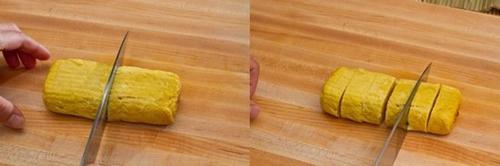 Chiêu làm trứng cuộn ngon như của Nhật - 13