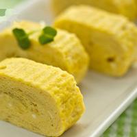 Chiêu làm trứng cuộn ngon như của Nhật