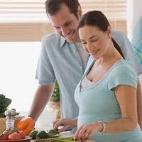 Thực phẩm bổ sung sắt cho mẹ bầu