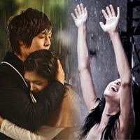 Những cảnh dưới mưa gây cảm xúc mạnh