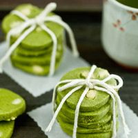 Tự làm bánh trà xanh sô cô la siêu ngon