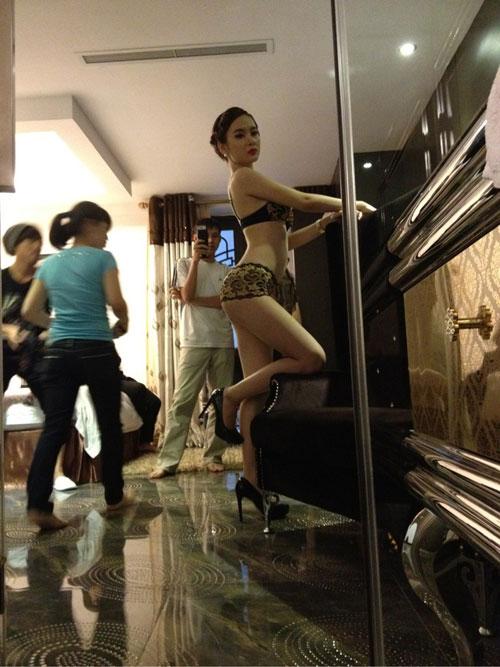 Angela Phương Trinh chụp bikini vì cát-xê cao - 2