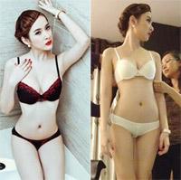 Angela Phương Trinh chụp bikini vì cát-xê cao