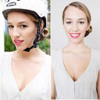 3 kiểu tóc thân thiện với mũ bảo hiểm