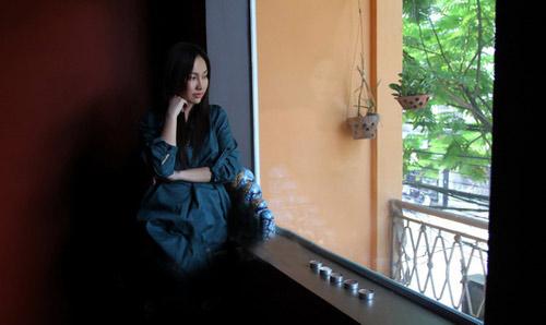"""Tò mò soi nhà """"gái 1 con"""" Kim Hiền - 1"""