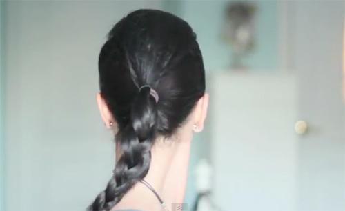 Mát mẻ với tóc đuôi ngựa - 1