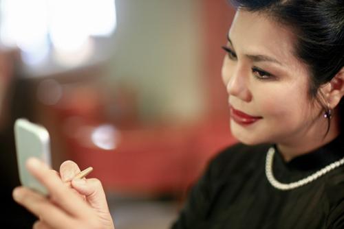 """Cindy Thái Tài: Tôi đã từng """"ghê tởm"""" cơ thể mình - 1"""