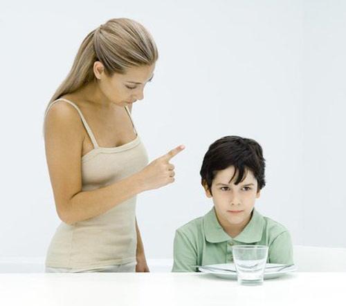 Giải pháp hay trị con khó dạy - 1