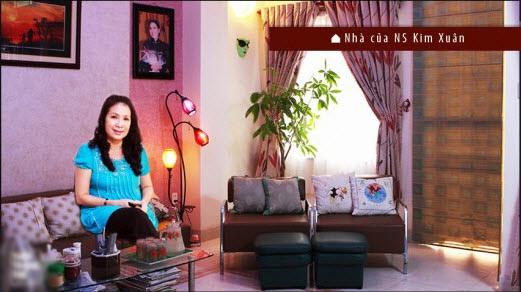 Ngó nhà ngập hạnh phúc của Kim Xuân - 1