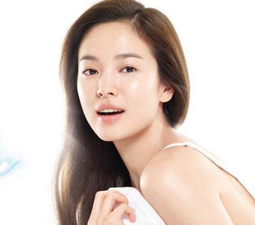 Đẹp như Song Hye Kyo - 1
